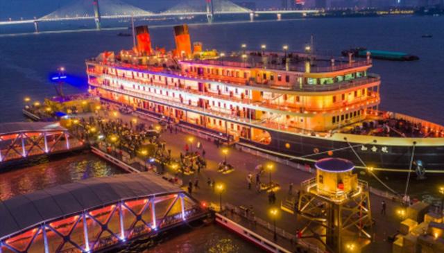 """""""nova时光邮轮""""即将起航,用夜景自拍带你共赴穿越百年之旅"""